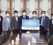 한국자유총연맹, 코로나19 의료…